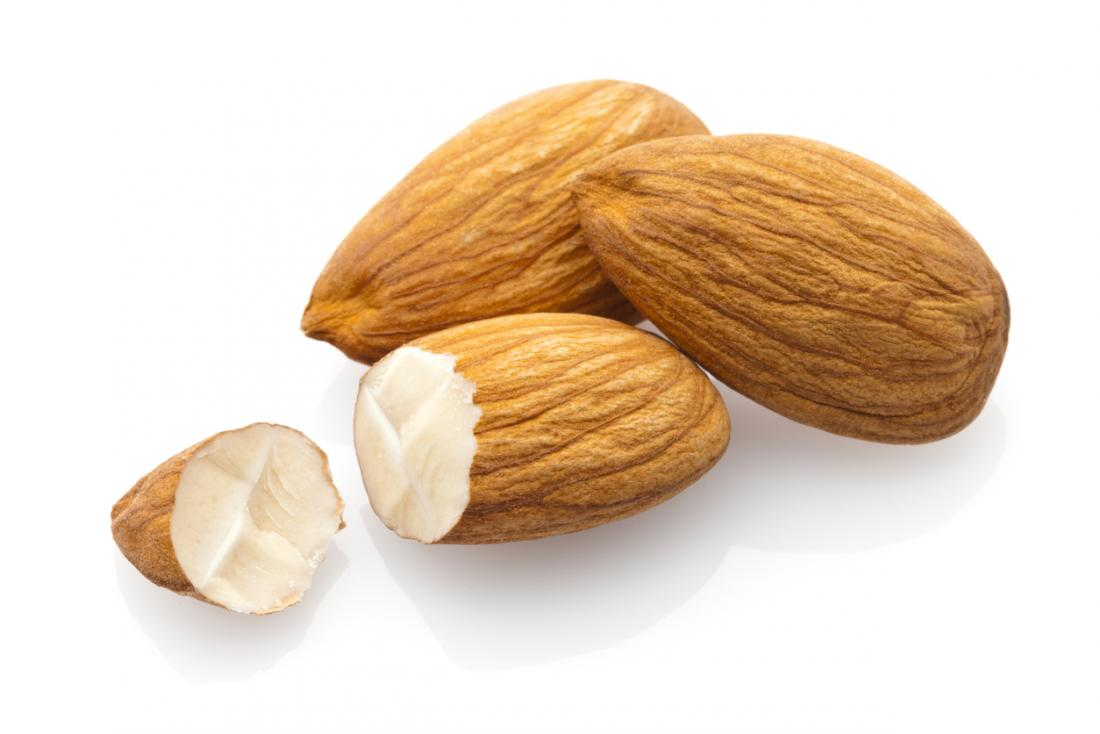 Almonds Boosts Your Immune System