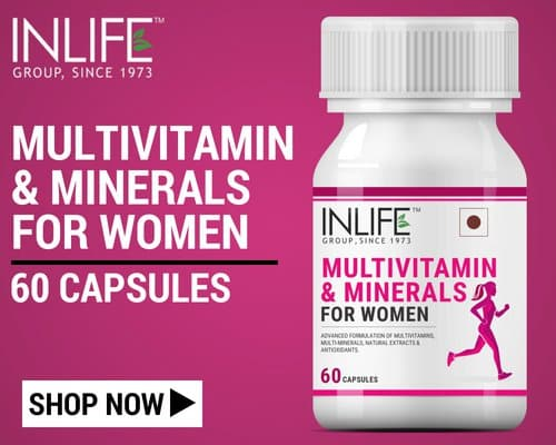 Multivitamin And Minerals For Women