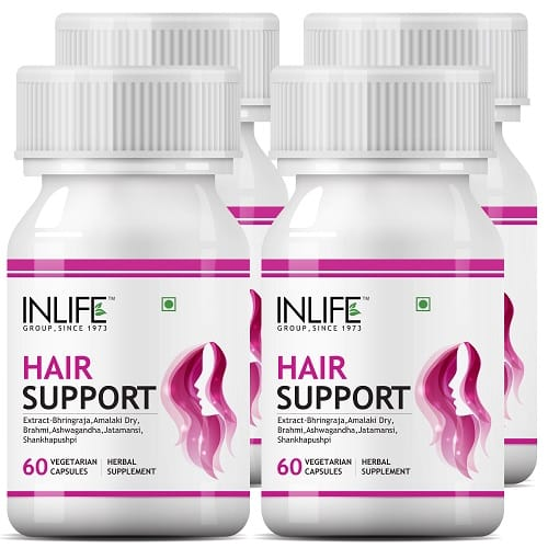 Hair-support