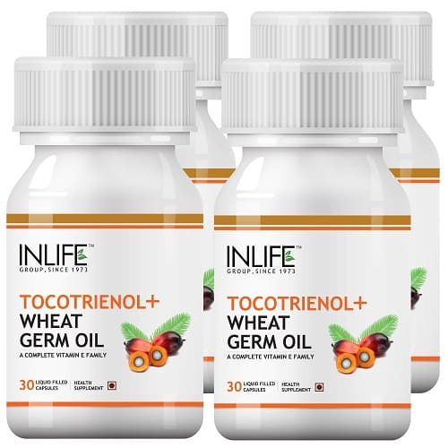 Tocotrienol+Wheat-Germ-Oil