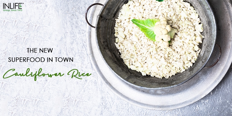 Cauliflower Rice - The New SuperFood
