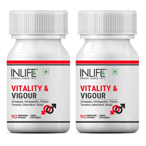 Vitality and Vigour 2 pack