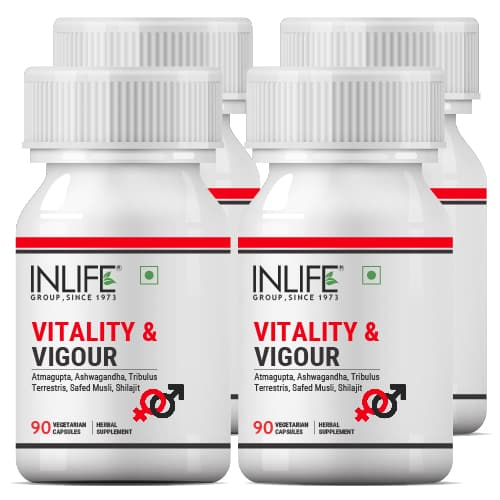 Vitality and Vigour 4 pack