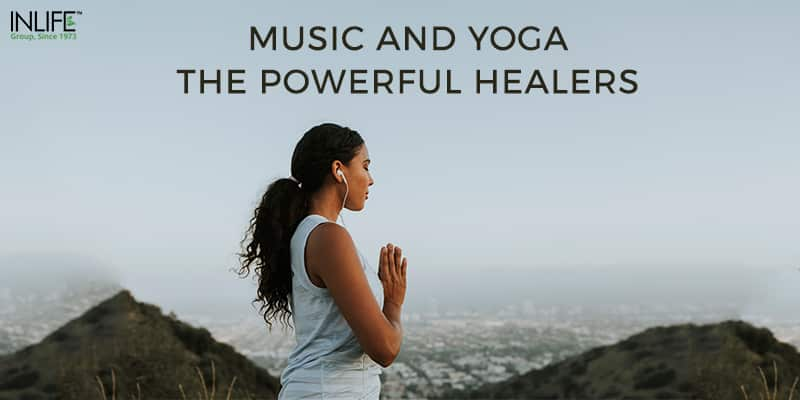 Music And Yoga For Health