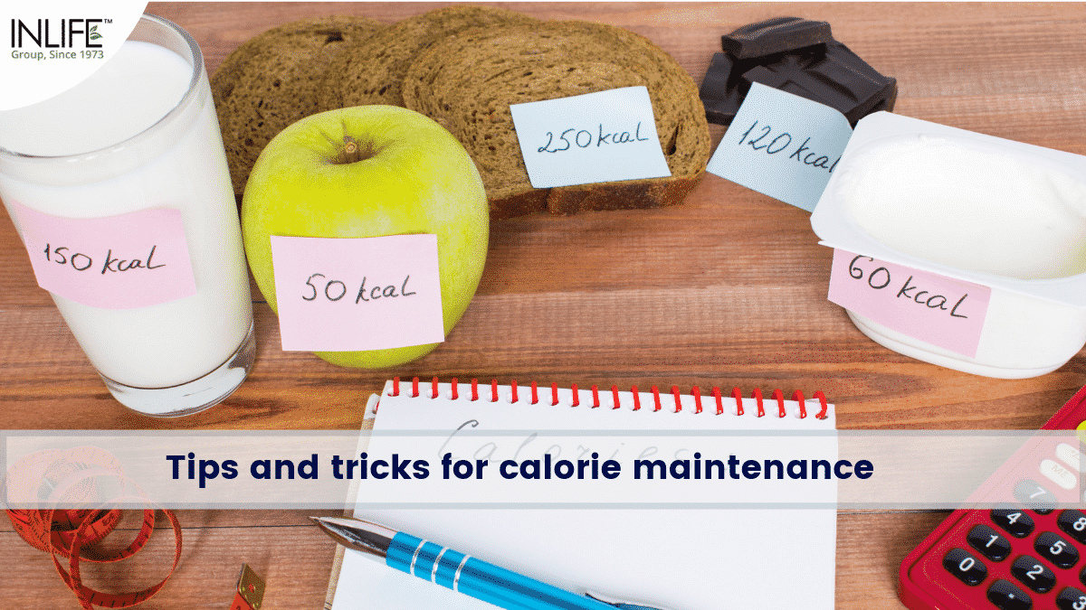 Maintain Calorie Count