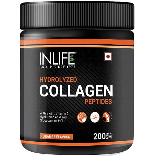 Collagen powder supplement