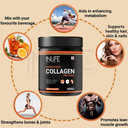 Collagen supplement benefits