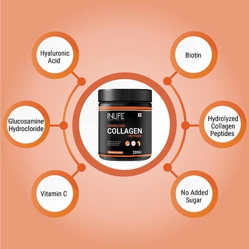 Collagen supplement ingredients