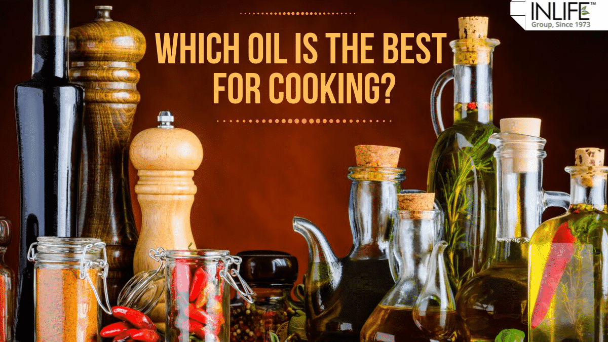 Which Oil Is The Best For Cooking?