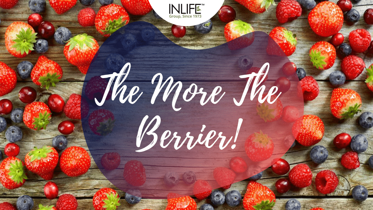 The More, The Berrier - Amazing Berries For Your Diet