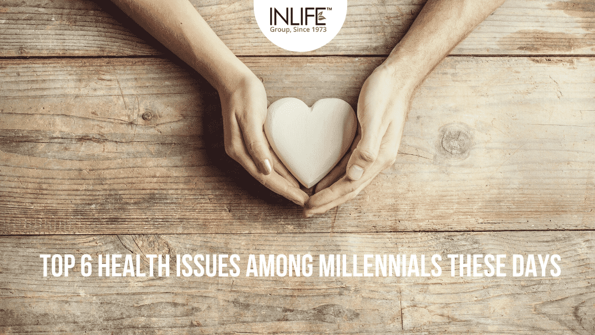 Top 6 Health Issues Among Millennials These Days