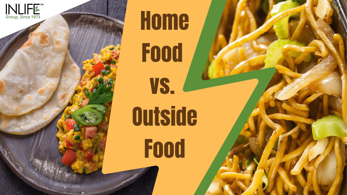 Home Food vs. Outside Food