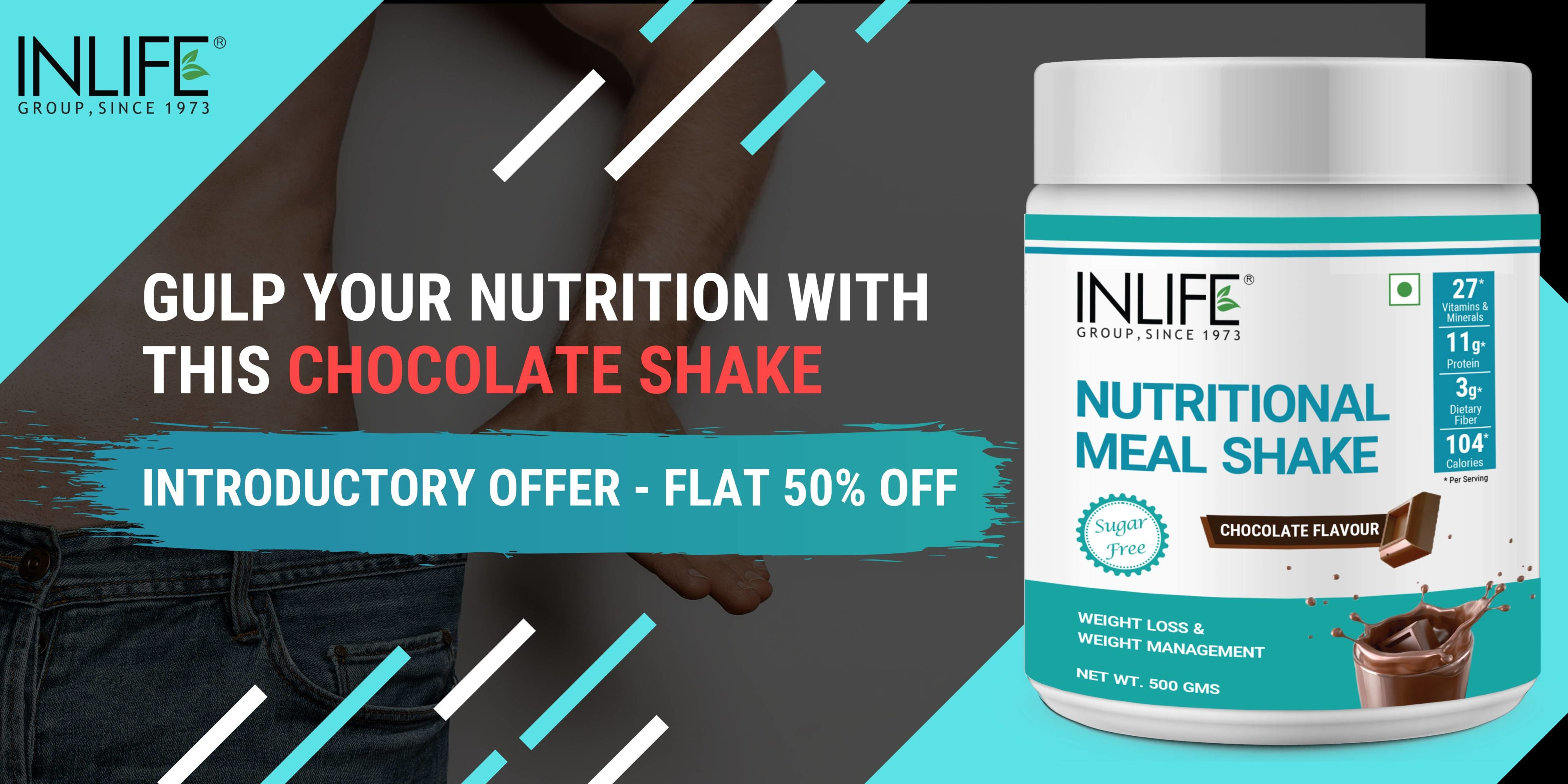 Nutritional Meal Replacement Shake
