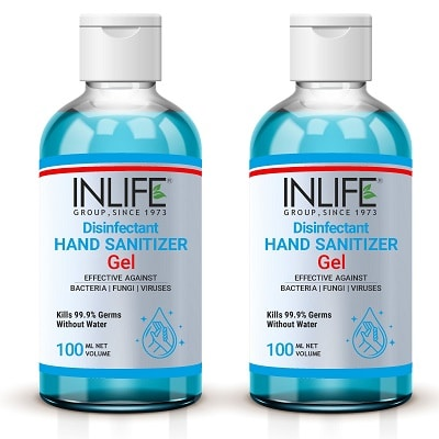 Gel Based Hand Sanitizer with Alcohol