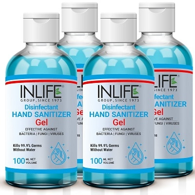 Gel Based Hand Sanitizer