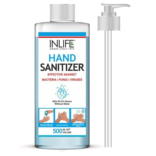 Sanitizer 500ml with Pump