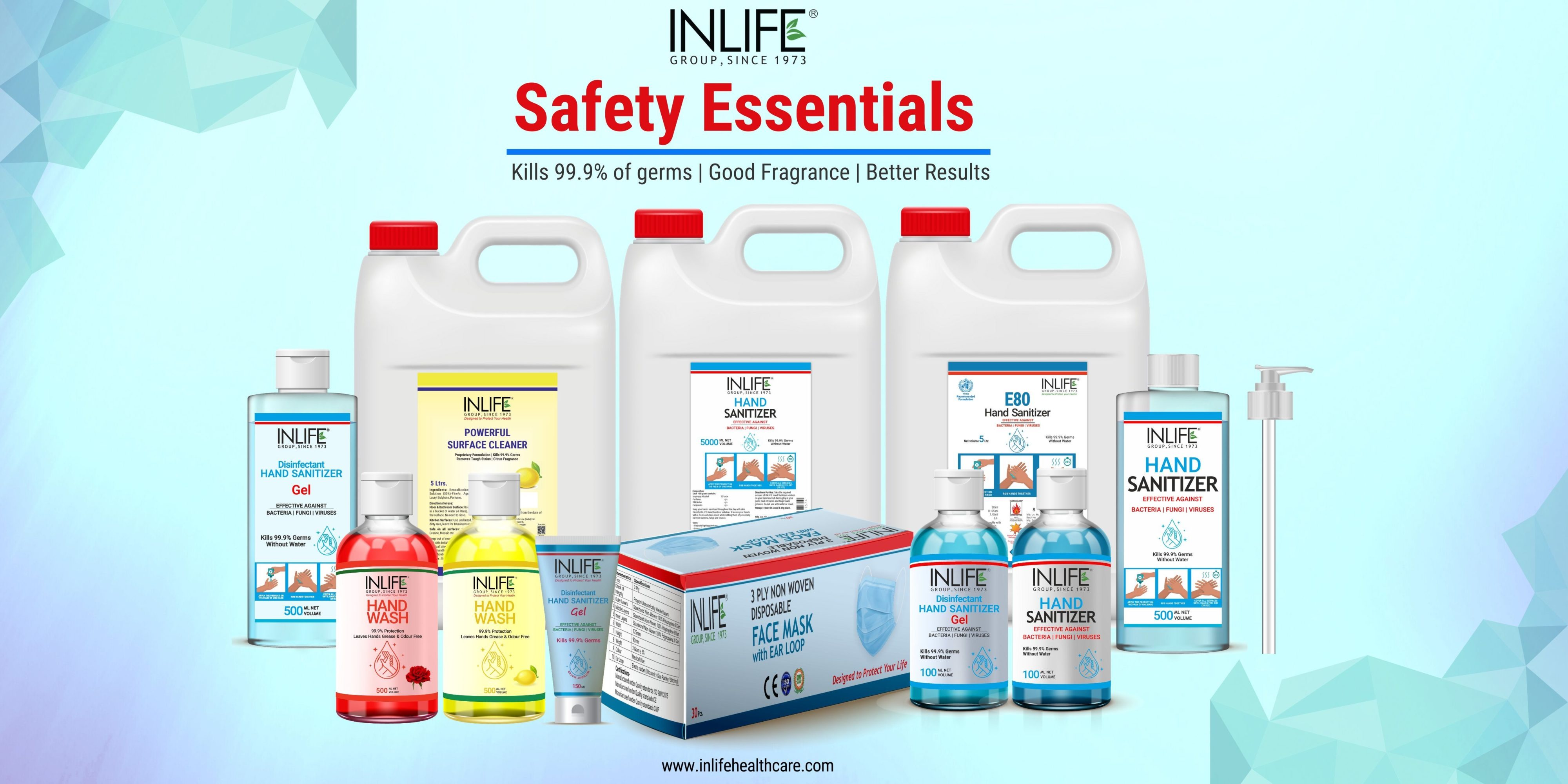 INLIFE Safety Essentials