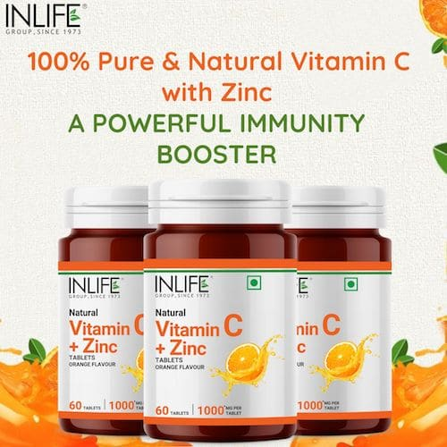 Vitamin C with Zinc Supplement