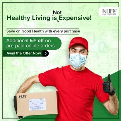 Inlife Healthcare Prepaid Offer