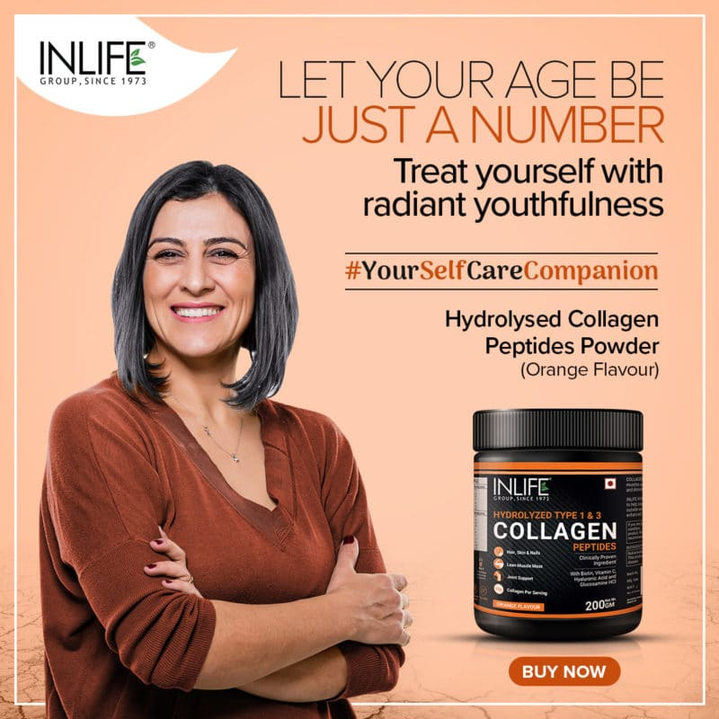 Collagen for anti aging