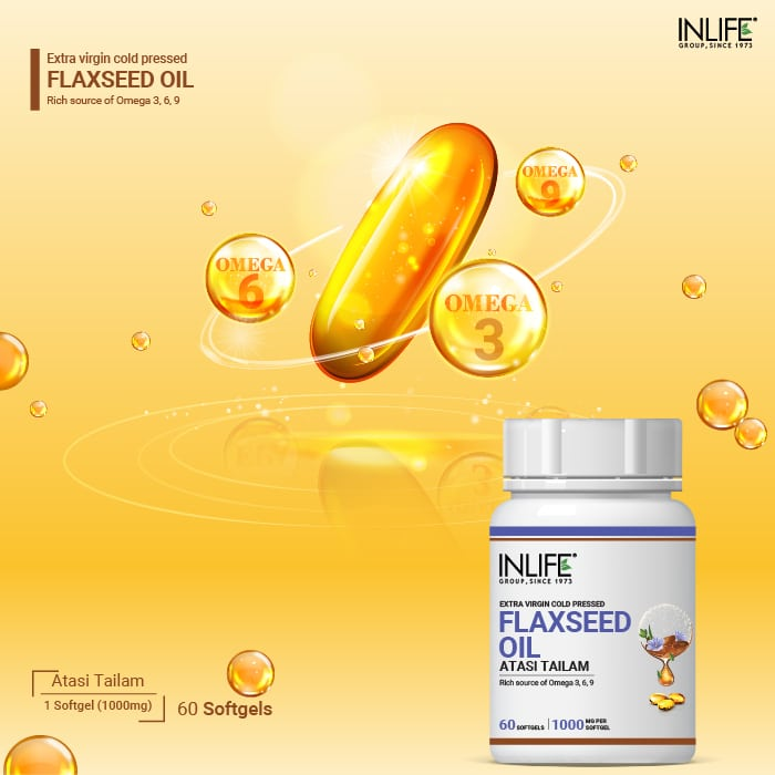 Flaxseed Oil cold pressed